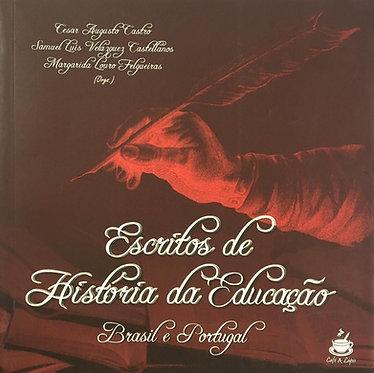 Escritos de História da Educação Brasil e Portugal