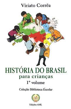 História do Brasil para crianças volº1