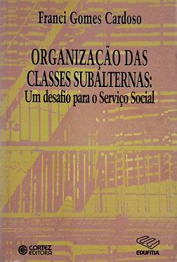 Organização das Classes Subalternas