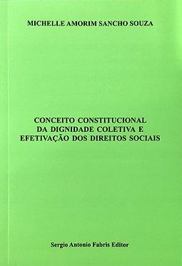 Conceito constitucional da dignidade coletiva