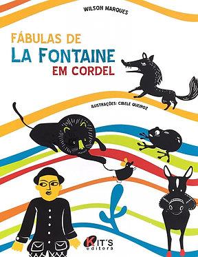 Fábulas de La Fontaine em Cordel
