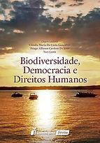 Capa Biodiversidade, democracia e direit