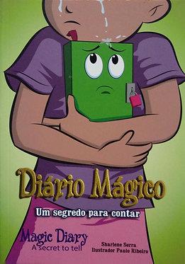 Diário Mágico - Um segredo para contar