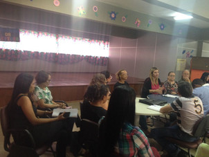 Última reunião de preparação da II Campanha Estadual da Leitura