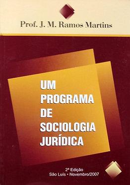 Um programa de sociologia Jurídica