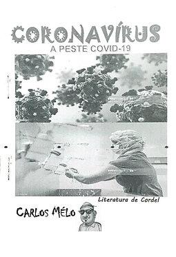 Coronavírua: A peste covid 19