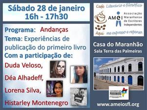4º Café Literário e Filosófico
