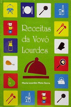 Receitas da Vovó Lourdes 2ª edição