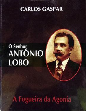 O Senhor Antônio Lobo - A fogueira da Agonia