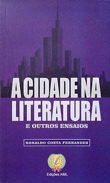 A Cidade na Literatura