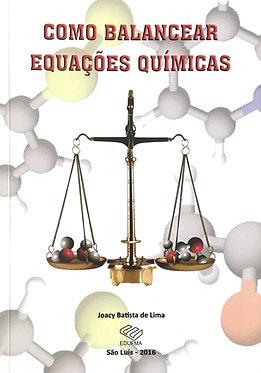 Como Balancear Equações Químicas