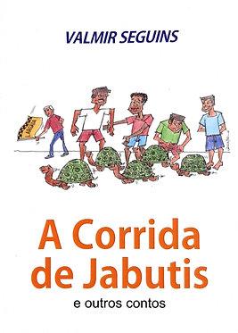 A corrida de Jabutis e outros contos  Autor: Walmir Seguins