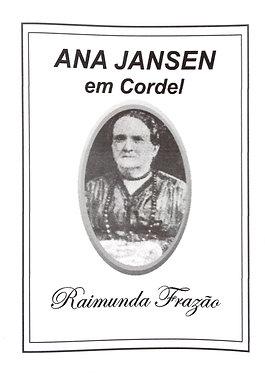 Ana Jansen em cordel