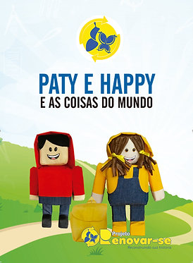 Paty e Happy e as coisas do Mundo