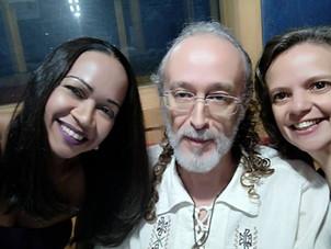 Entrevista Na Rádio Capital - Cultura e Literatura Maranhense.