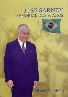José Sarney  Memorial dos 80 anos