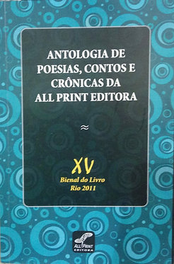 Antologia de Poesias, contos e crônicas - XV