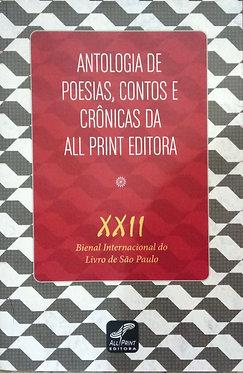 Antologia de Poesias, contos e crônicas XVII