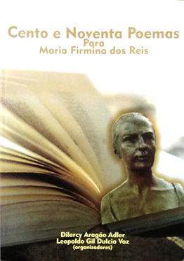 Cento e noventa poemas para Maria Firmina do Reis