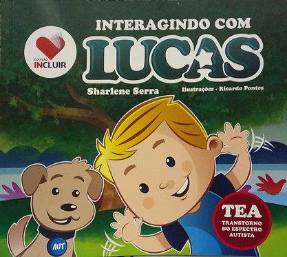 Interagindo com Lucas