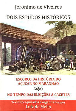 Jerônimo de Viveiros - Dois estudos históricos