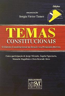 Temas Constitucionais O Direito Constitucional no Brasil e na Península Ibérica