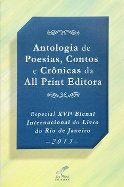 Antologia de Poesias, contos e crônicas XVIª
