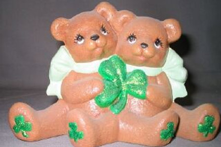Irish cuddle bears