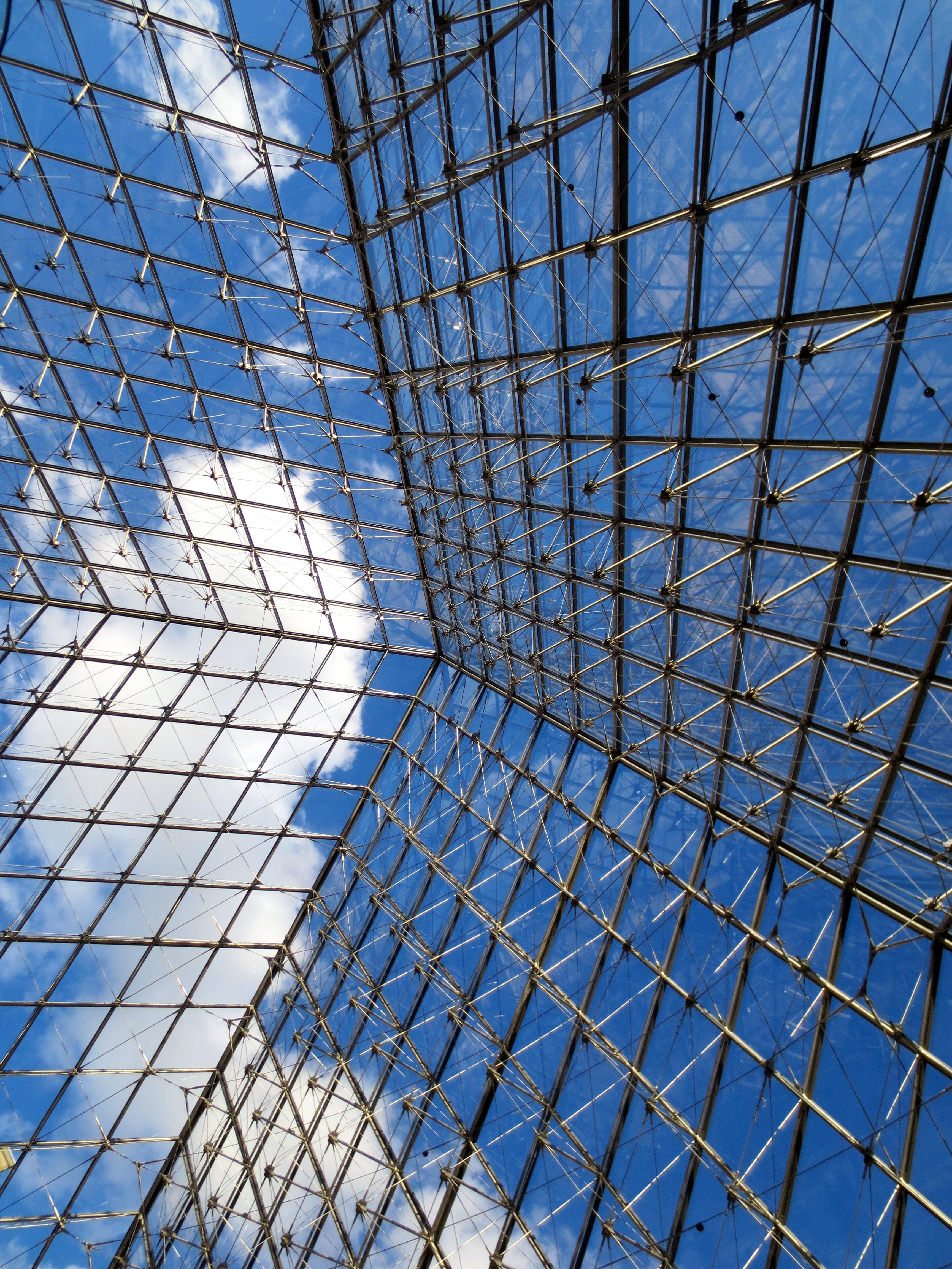 Below the Louvre II