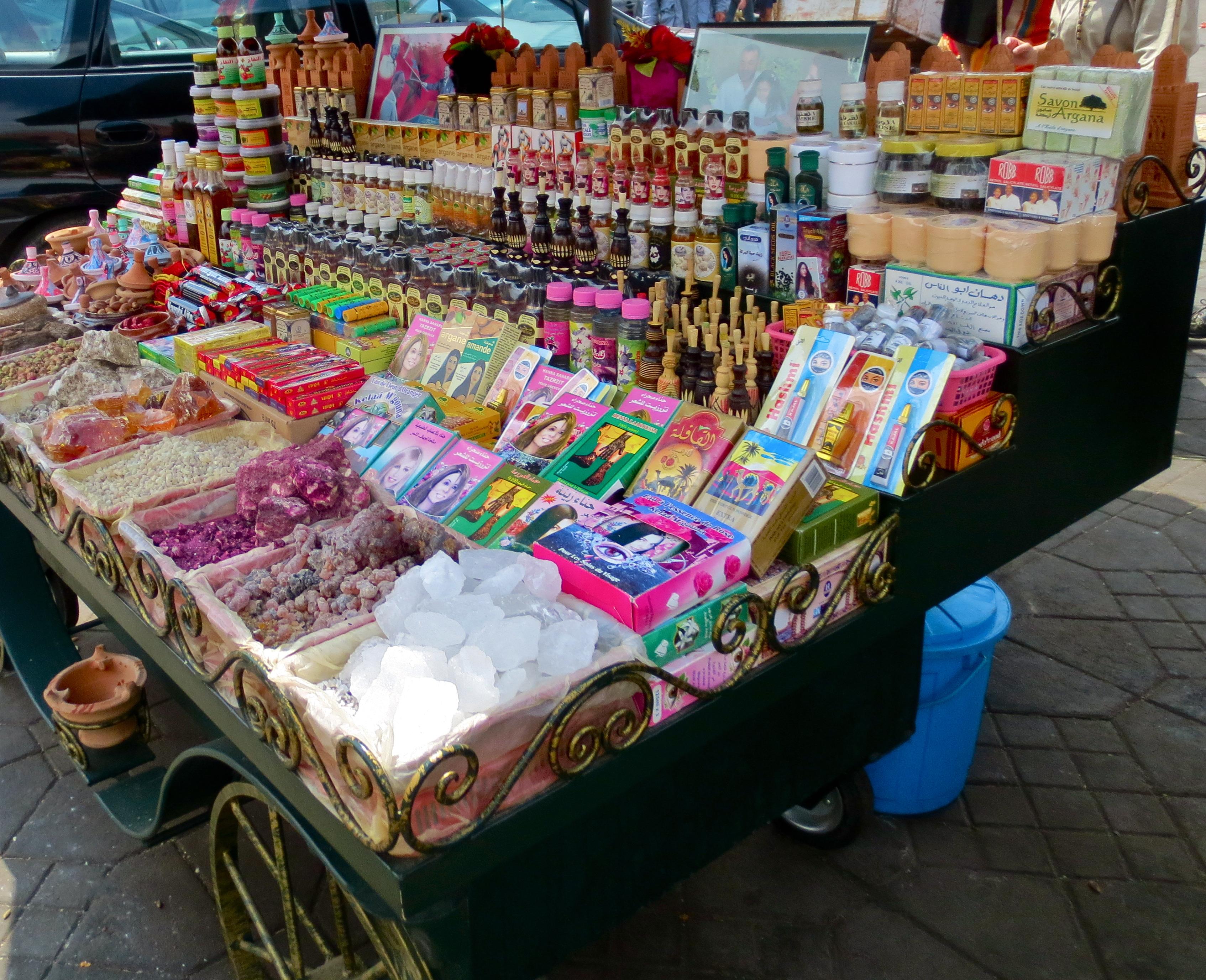 Moroccan goodies