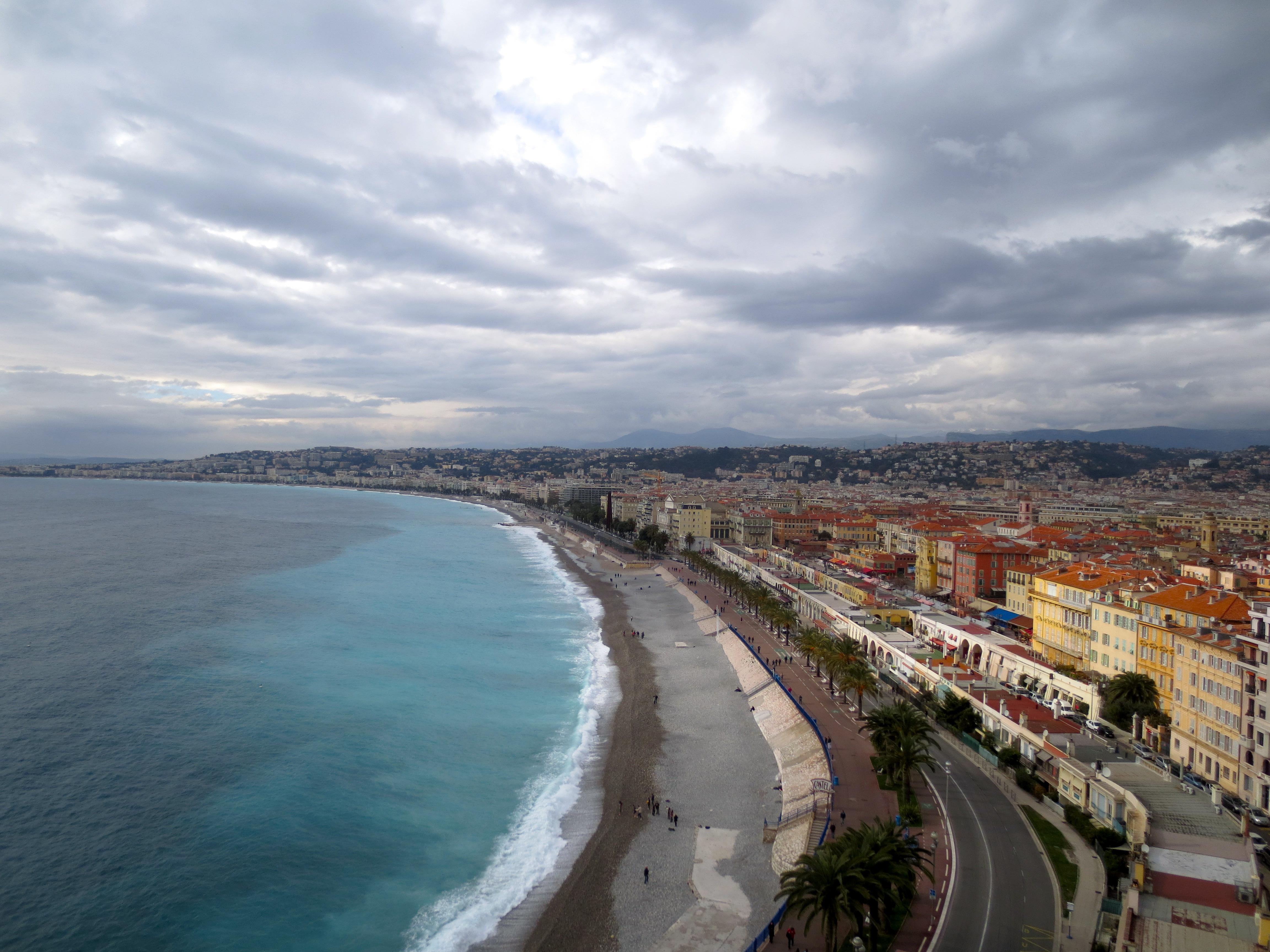 Cloudy day in Nice II