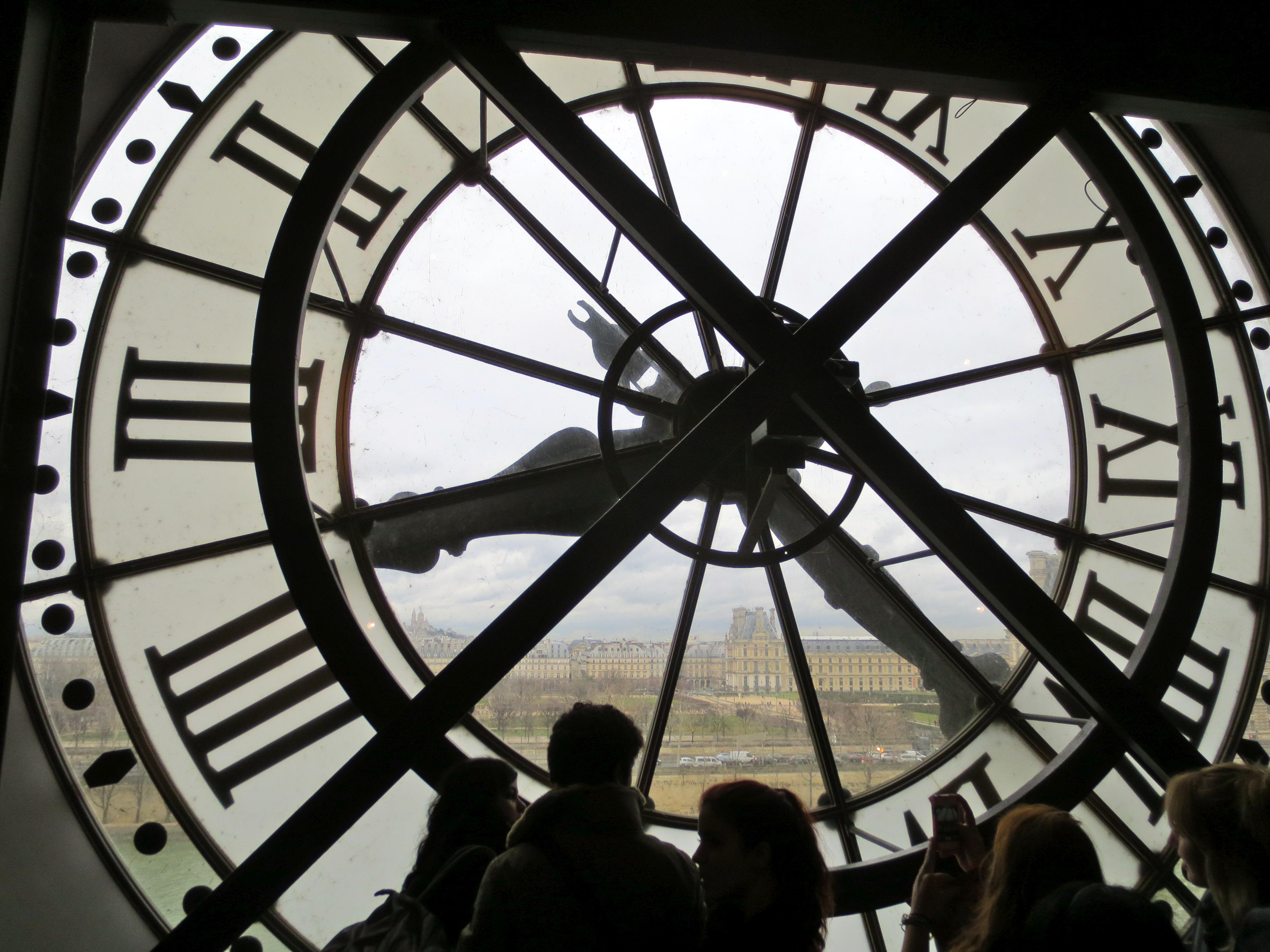 Rewinding Paris