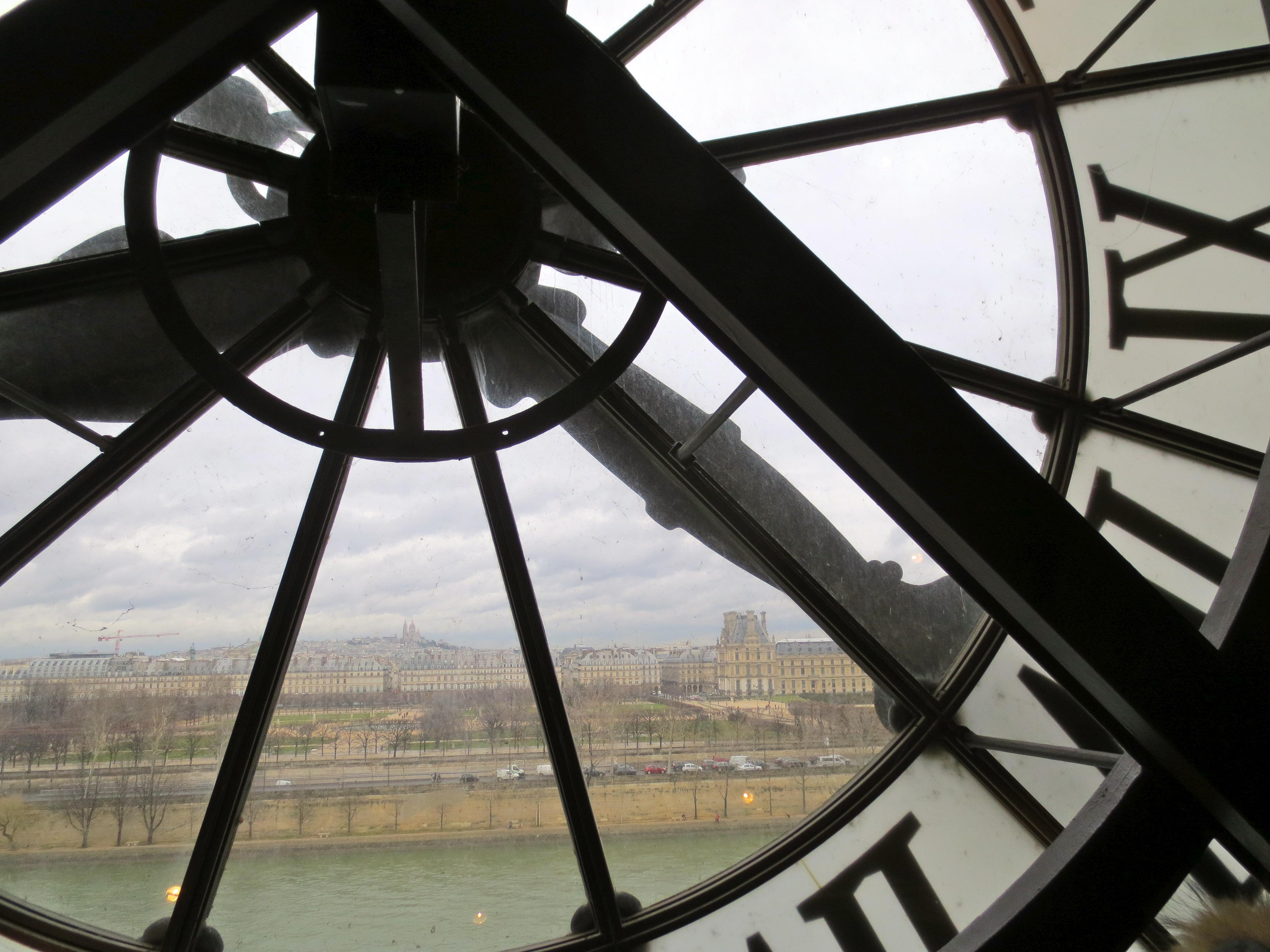 Rewinding Paris II