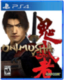 Onimusha Warlords PS4.jpg