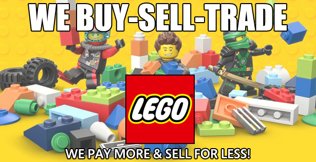 Buy Sell Trade Lego