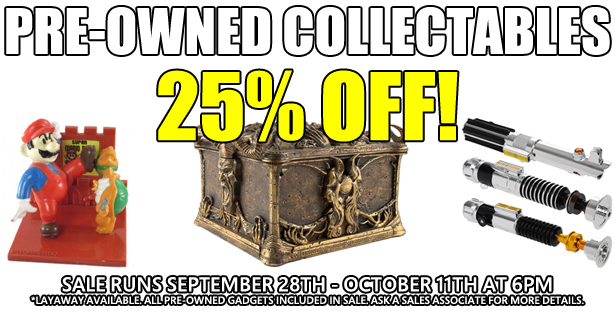 Collectables Sale 9-28-20
