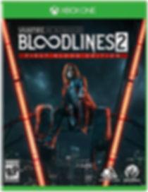 Vampire Masquerade Bloodlines 2 X1 TEMP.