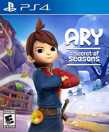 Ary Secret of Seasons PS4.jpg