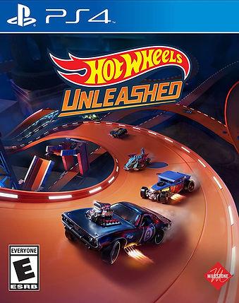 Hot Wheels Unleashed PS4.jpg