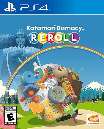 Katamari Damacy Reroll PS4.jpg
