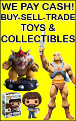 Vertical Small We Pay Cash Toys & Collec