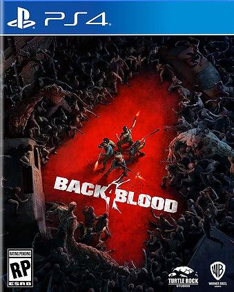 Back 4 Blood PS4 TEMP