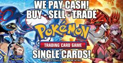 We Buy Pokemon Promo 7-16-18