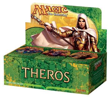 Video Games Etc Cards Magic Theros