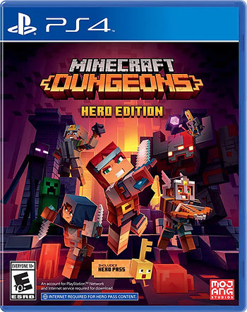 Minecraft Dungeons PS4.jpg
