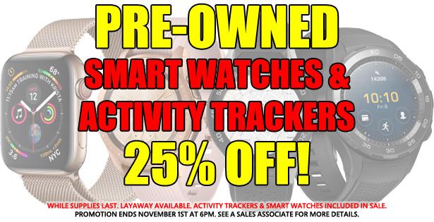 Smart Watch Sale 10-12-20