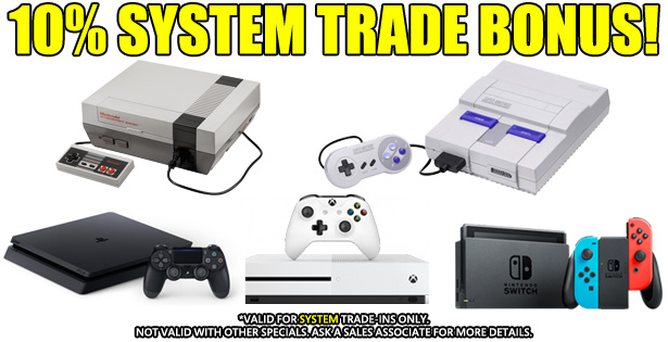 System Trade Bonus 10-12-20