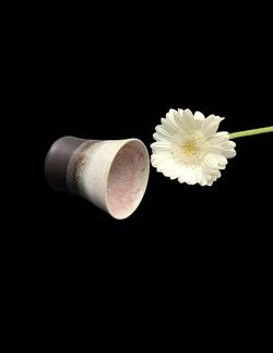 Tasse porcelaine Francine L