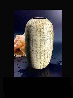 Vase écriture