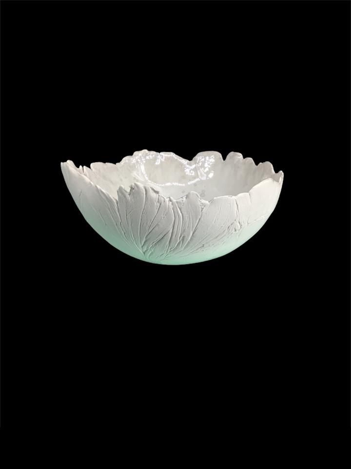 Coupelle porcelaine